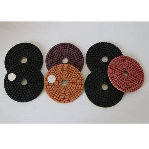 China wholesale Floor Pad - Flexible Polishing Pad – Jinqiu