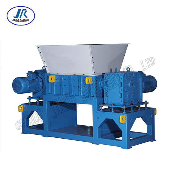 Factory Free sample Shaft Shredder - Double Shaft Shredder – Jiarui