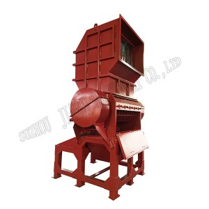 Rapid Delivery for Industrial Waste Plastic Crusher - PC Heavy-Duty Crusher – Jiarui