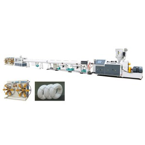 Hot sale Plastic Pipe Machinry - PE PPR pipe production line – Jiarui