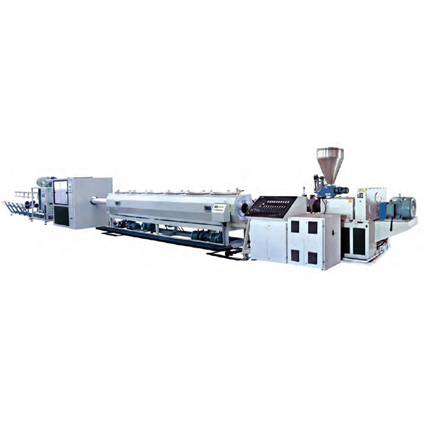 Professional China Plastic Extruder - PVC pipe production line – Jiarui