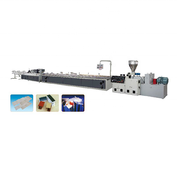OEM/ODM China Door Plate Crusher - Profile production line – Jiarui