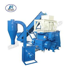 Lowest Price for Double Shaft Metal Shredder - Shredder&Crusher all-in-one machine – Jiarui