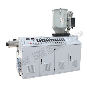 Low MOQ for Automatic Pvc Pipe Socketing Machine - Single screw extruder – Jiarui