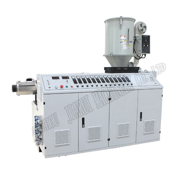 China Manufacturer for Pvc Hose Pipe Machine - Single screw extruder – Jiarui