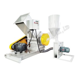 Manufactur standard Pet Bottle Scrap Crusher Machine - WSP Series Crusher – Jiarui