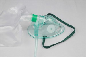 Europe style for Air Entrainment Mask - Non-Rebreather Oxygen Mask  – Bornsun