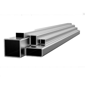 wholesale 10mm Stainless Steel Rod - Square Stainless Steel Seamless Pipe – Join