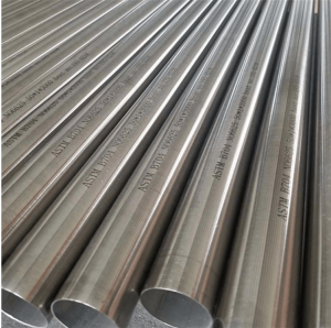 Inconel alloy seamless pipe tube
