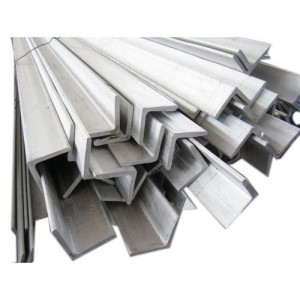 Equal Unequal ss304 316 stainless steel angle bar