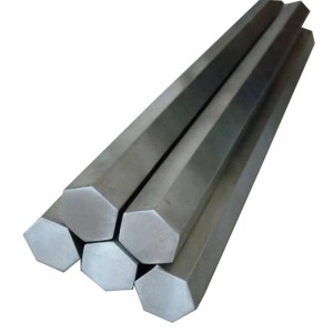 Factory Supply 904l Round Bar - stainless steel hexagon bar – Join