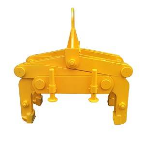 High Quality for Lifting Beam For Trolley Girder - Steel billet clamp – Gostern