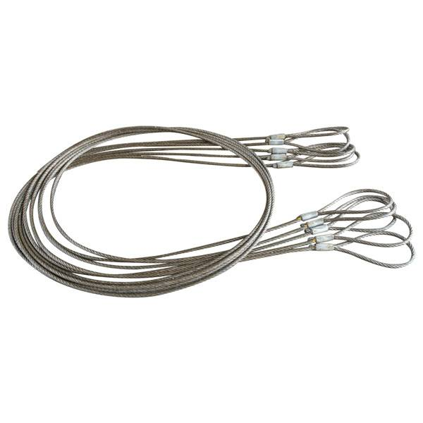 High reputation 316 Stainless Steel Wire Rope - Steel wire rope sling – Gostern