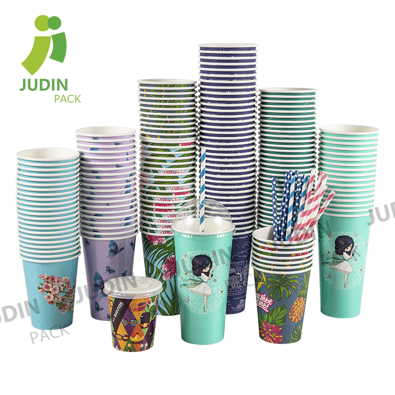 Massive Selection for Corrugated Ripple Wall Paper Cup - Cold Single Wall Cup – Judin Packing Featured Image