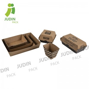 New Range of Kraft Corrugated Food Container &#...