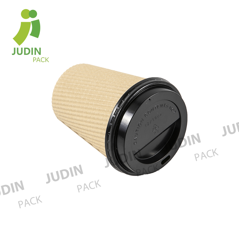 China Wholesale Soda Paper Cup Suppliers - Ripple Wall Cup – Judin Packing