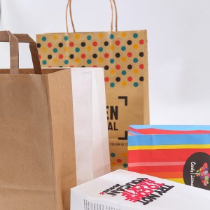 Professional China Paper Bags - Paper bag – Judin Packing
