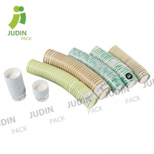 Manufactur standard Icecream Cup Paper - Ice Cream Paper Tub – Judin Packing