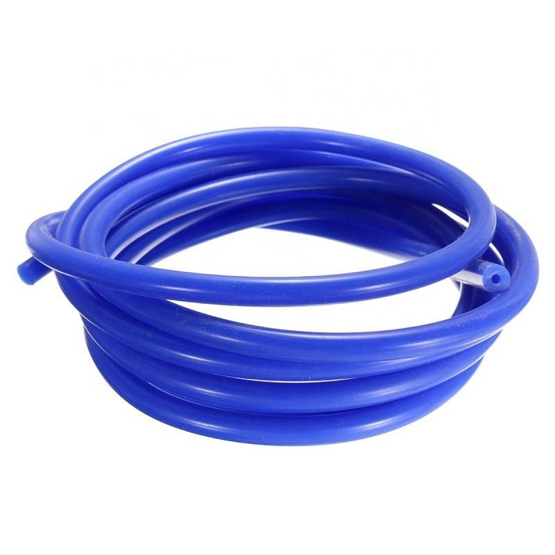good looking Water delivery silicone rubber transparent silicone hose rubber tube manufacture