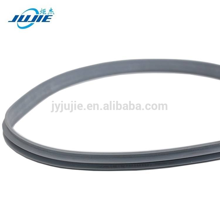 Fast delivery Silicone Rubber Seal Strips Manufacturer - Cheap price customized shape size car window L shaped round silicone rubber seal – Jujie