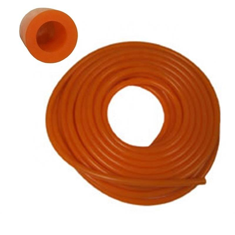 custom extruded heat resistant silicone hose