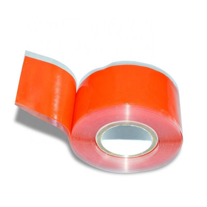 Factory price sIlicone rubber self fusing repair rescue adhesive waterproof insulation tape