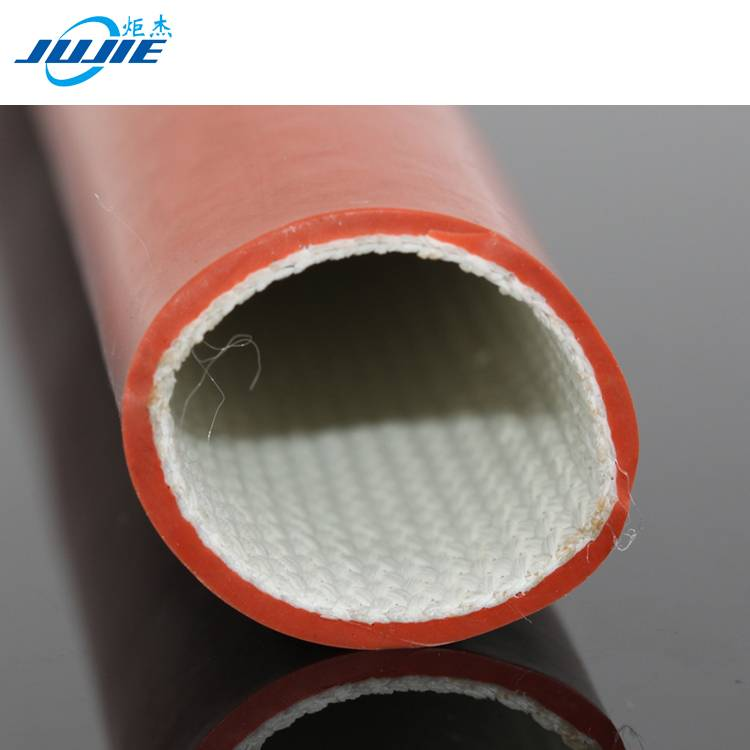 Good Quality Silicone Hose - insulating silicone fiberglass tube – Jujie