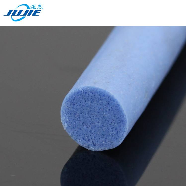 most popular foam rubber sponge customized silicone profile