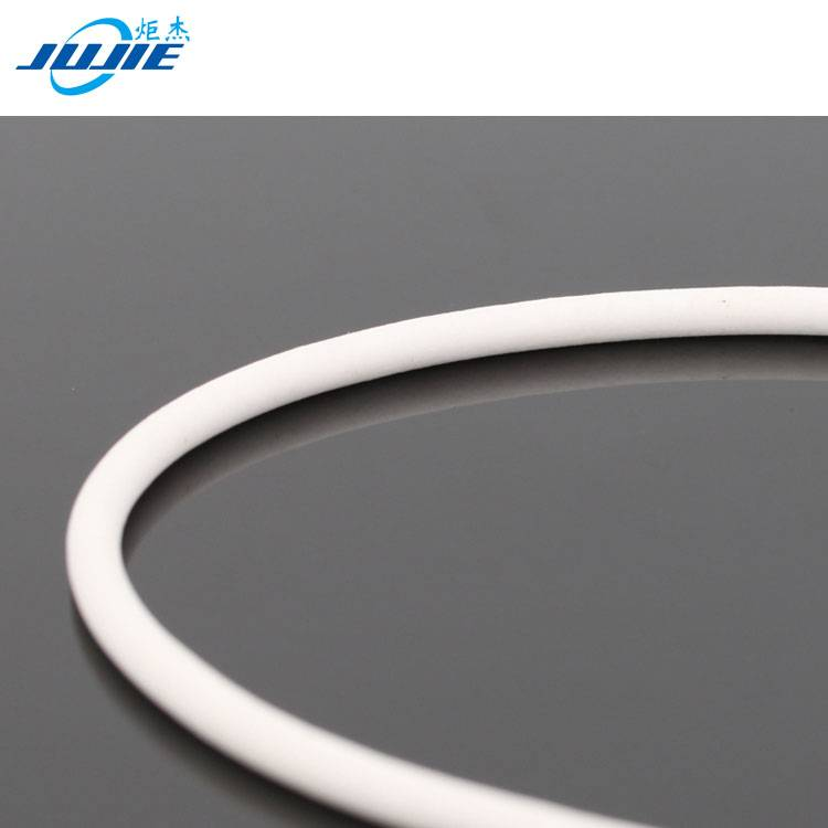 Hot New Products Air Conditioning Flexible Silicone Hose - large diameter conductive silicone foam tube sponge tubing – Jujie