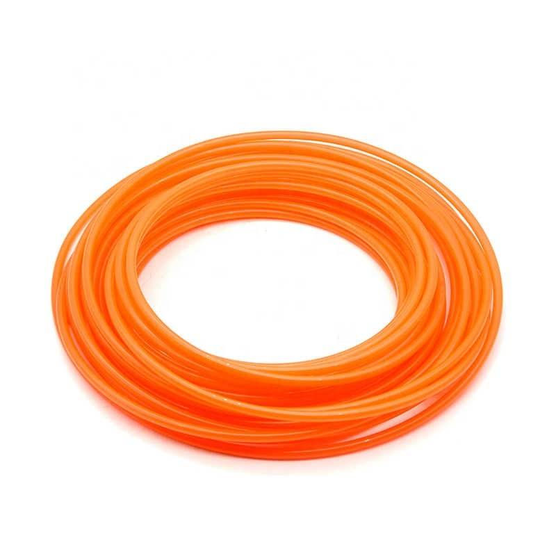 2020 High quality food grade transparent silicone tube manufacturer silicone rubber hose
