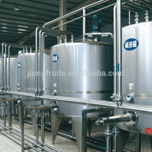 Full automatic tomato ketchup / paste production line