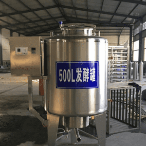 small scale yogurt dairy maker machine