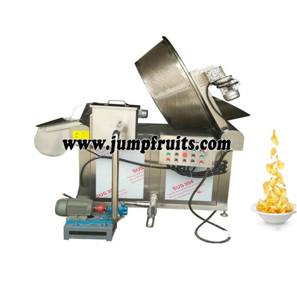 Factory supplied Canned Pears Equipment - French fries equipment – JUMP