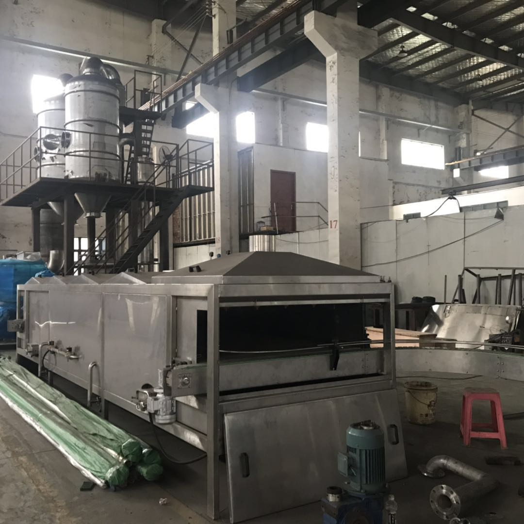 2019 Automatic Tunnel spray sterilizing machine, bottle washer and sterilizer