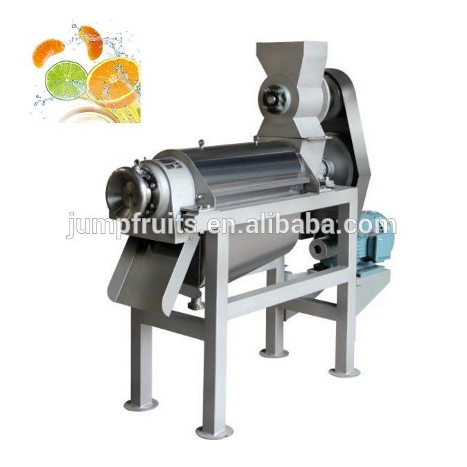 Professional Industrial fruit orange / tomato juicer making machine