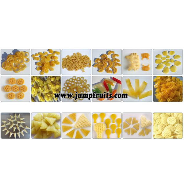 Low MOQ for Canned Cucumbers Production Line - Pasta machine and Spaghetti equipment – JUMP