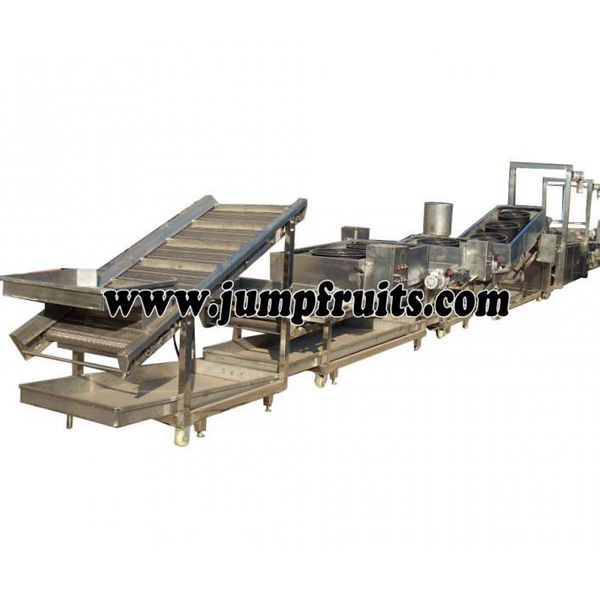 Best-Selling Canned Green Beans Production Line - Canned fish equipment – JUMP