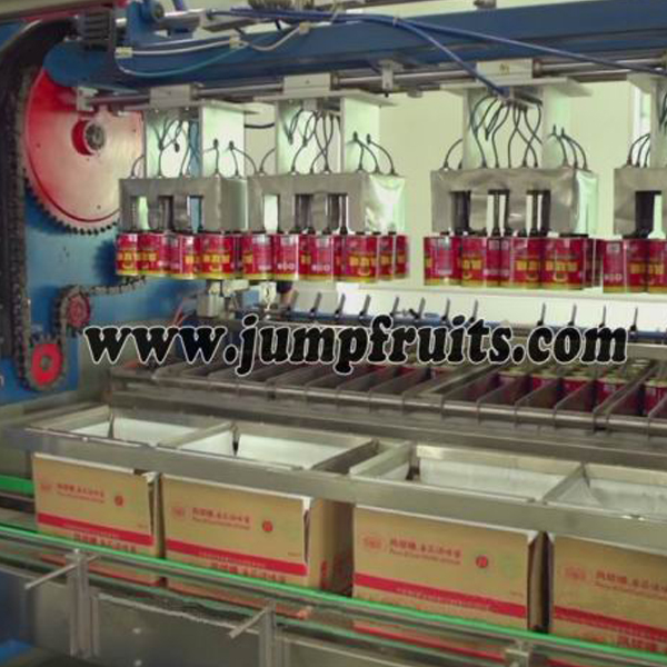 Competitive Price for Canned Mushrooms Production Line - Canned fish equipment – JUMP