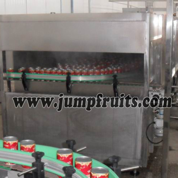 Fast delivery Grape Processing Equipment - Canned food machine and Jam production equipment – JUMP