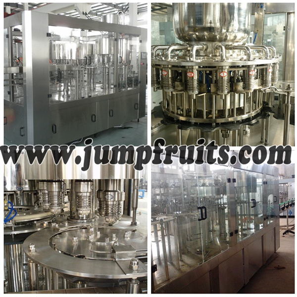 Bottom price Inoculation Processing Machine - Carbonated beverage and soda drink prodution machine – JUMP