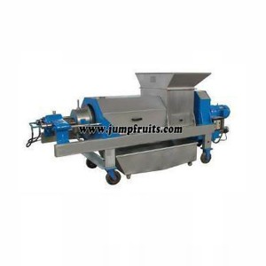 Wholesale Discount Canned Tomato Sauce Processing Machine - Apple, pear, grape, pomegranate processing machine and production line – JUMP