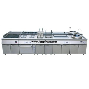 Factory selling Canned Chili Sauce Equipment - Kitchen equipment – JUMP