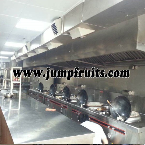 OEM/ODM Manufacturer Gum Based Candy Equipment - Kitchen equipment – JUMP detail pictures