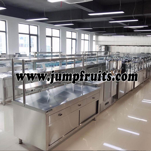 High reputation Polished Candy Processing Machine - Kitchen equipment – JUMP