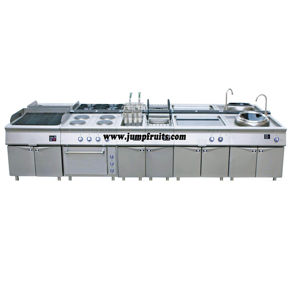 New Arrival China Oil Immersed Canned Fish Equipment - Kitchen equipment – JUMP