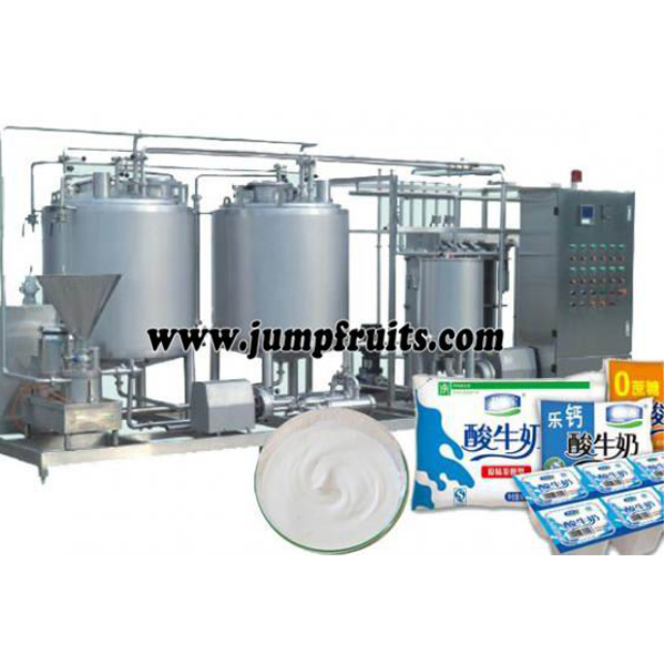 Professional China Conveying Equipment - Small yoghurt equipment – JUMP