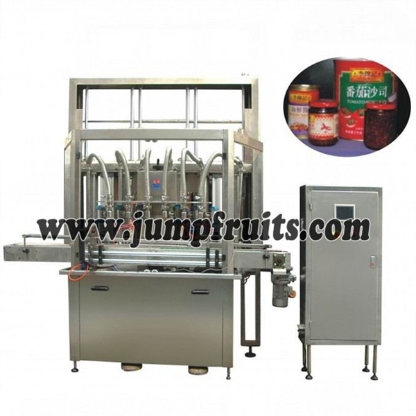 Factory Price For Bagged Water Production Line (300-6000 Bags) - Canned food machine and Jam production equipment – JUMP