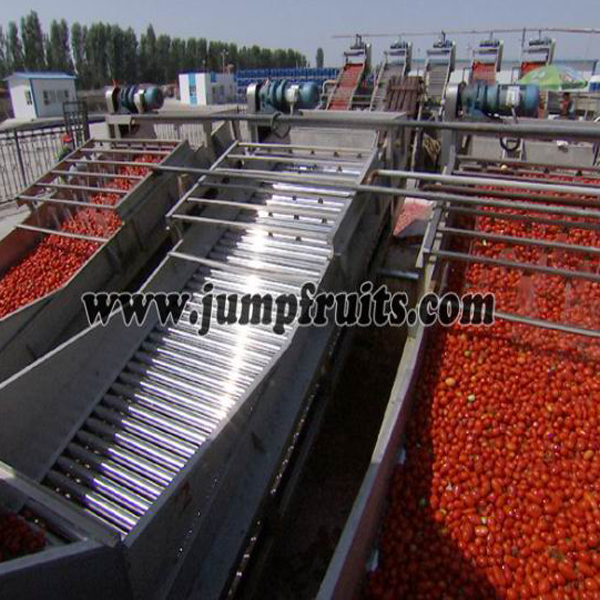 Cheapest Price Tomato Powder - Tomato paste, chili sauce processing machine and production line – JUMP