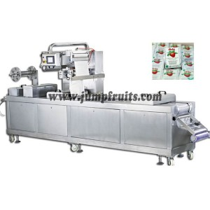 Factory wholesale Kiwi Jam Production Line - Small yoghurt equipment – JUMP
