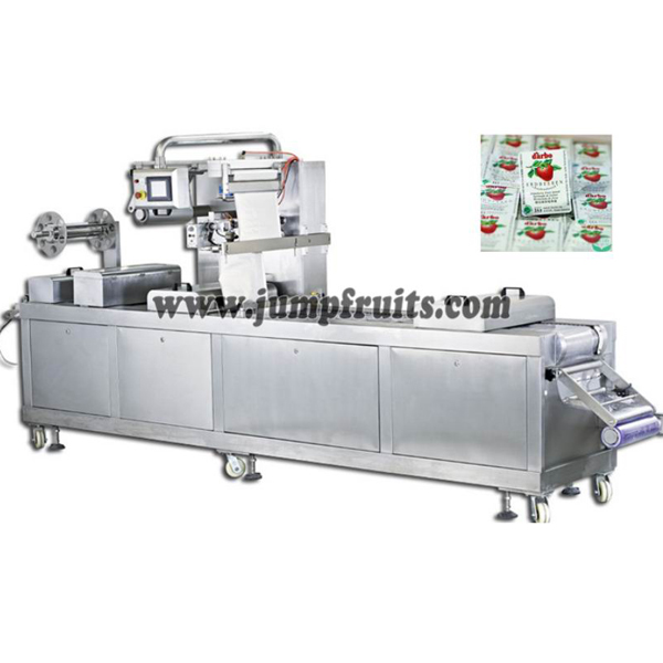 Chinese Professional Frying Equipment - Small yoghurt equipment – JUMP